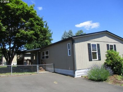 Vancouver Single Family Home For Sale: 16812 SE 1st St #112