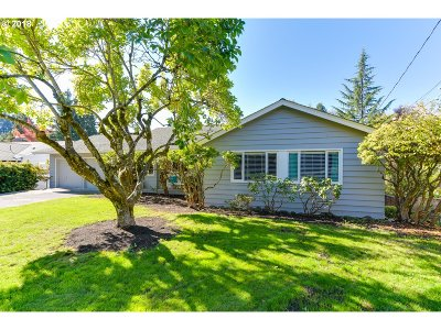 Single Family Home For Sale: 5325 SW 34th Pl