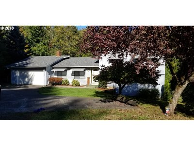 Ridgefield Single Family Home For Sale: 3512 NW 199th St