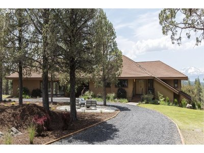 Sisters Single Family Home For Sale: 17900 Mountain View Rd