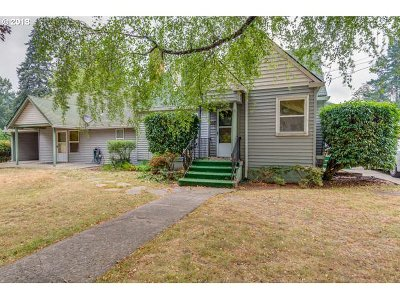 Washougal Single Family Home For Sale: 1068 9th St
