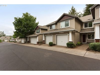 Hillsboro, Beaverton, Tigard Single Family Home For Sale: 10765 SW Canterbury Ln #103
