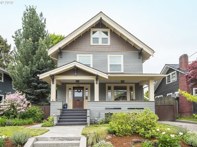 Single Family Home For Sale: 2326 NE 42nd Ave