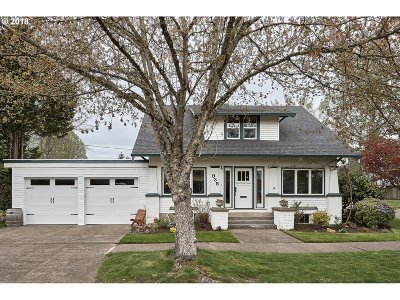 McMinnville Single Family Home For Sale: 935 NW Yamhill St