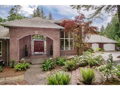 Portland Single Family Home For Sale: 12222 NW Old Germantown Rd