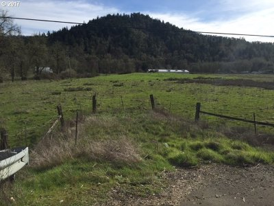 Roseburg Residential Lots & Land For Sale: North Umpqua Hwy
