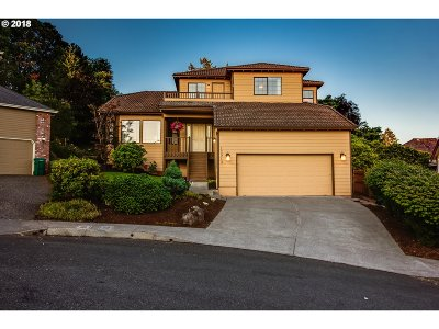 Happy Valley, Clackamas Single Family Home For Sale: 12913 SE 129th Ct