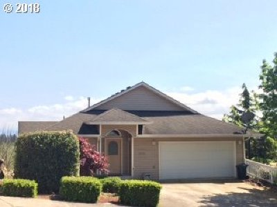 Washougal Single Family Home For Sale: 1796 N 10th St