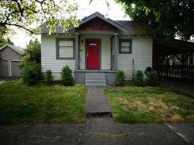 Salem Single Family Home For Sale: 2023 Hazel Ave NE
