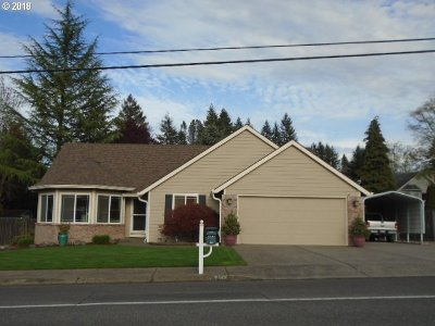 Gresham, Troutdale, Fairview Single Family Home For Sale: 2710 SE Barnes Rd
