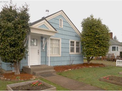 Eugene Single Family Home For Sale: 1541 W 12th Ave