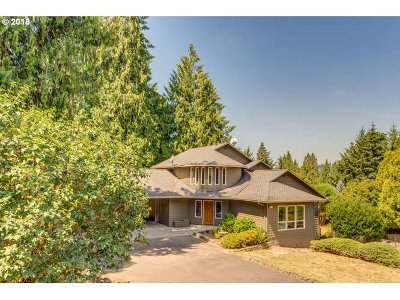 Woodland Single Family Home For Sale: 41717 NW Chilton Dr