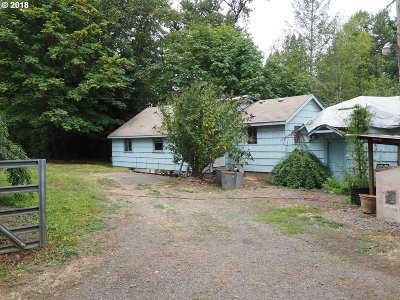 Oregon City Single Family Home For Sale: 15001 S Redland Rd