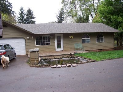 Salem Single Family Home For Sale: 4989 Riverdale Rd