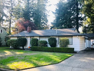 Single Family Home For Sale: 2125 SE 126th Pl