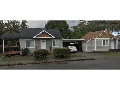 Salem OR Multi Family Home For Sale: $250,000