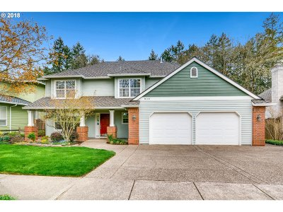 Beaverton Single Family Home For Sale: 8160 SW 154th Ave