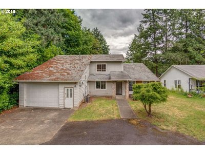 Lake Oswego Single Family Home For Sale: 15008 Twin Fir Rd