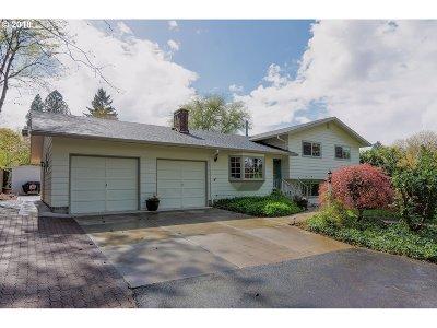 Beaverton Single Family Home For Sale: 9415 SW Jamieson Rd