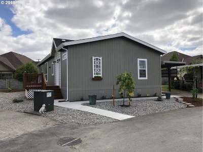 Vancouver Single Family Home For Sale: 15509 SE Mill Plain Blvd #5