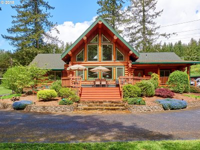 Oregon City Single Family Home For Sale: 18900 S Henrici Rd