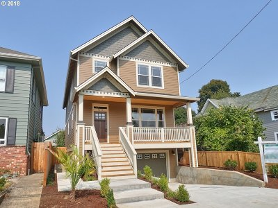 Single Family Home For Sale: 7439 N Fiske Ave
