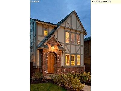 Wilsonville Single Family Home For Sale: 11038 SW Stockholm Dr #V3-4