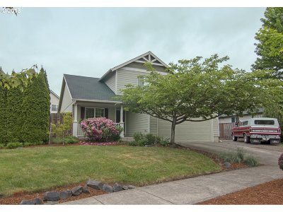 Forest Grove Single Family Home For Sale: 3004 Brooke St