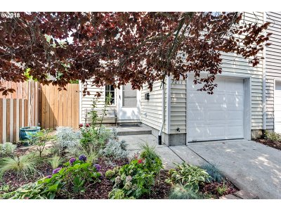 Single Family Home For Sale: 7211 N Mohawk Ave