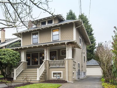 Single Family Home Bumpable Buyer: 1915 SE 30th Ave