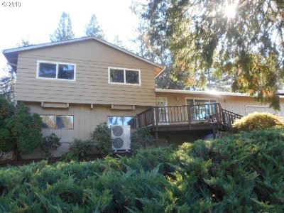 Oregon City Single Family Home For Sale: 19001 S Sprague Ln