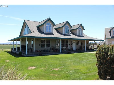 Bend Single Family Home For Sale: 24585 Dodds Rd