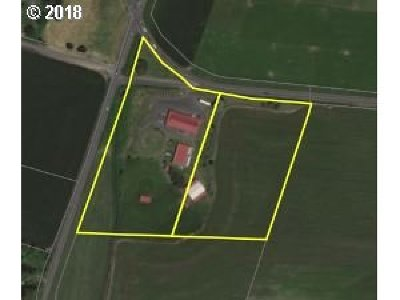 Hillsboro Commercial For Sale: 23700 NW West Union Rd
