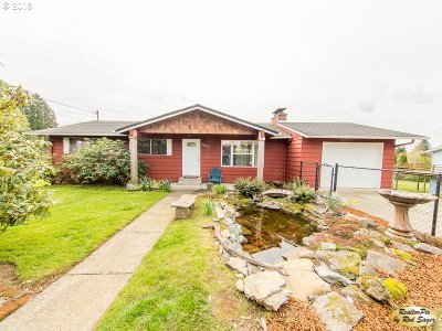 Washougal Single Family Home For Sale: 4402 C St