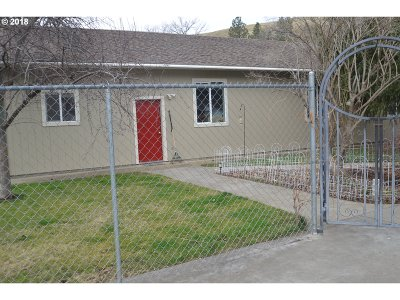 Pendleton Single Family Home For Sale: 3049 SW Isaac