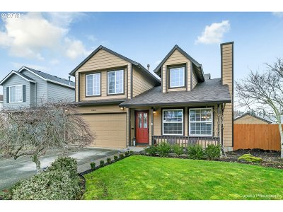Tigard Single Family Home For Sale: 15813 SW Wintergreen St