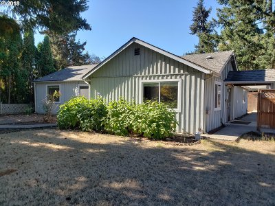 Eugene OR Single Family Home For Sale: $229,900