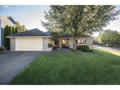 Beaverton Single Family Home For Sale: 1160 NW 175th Pl