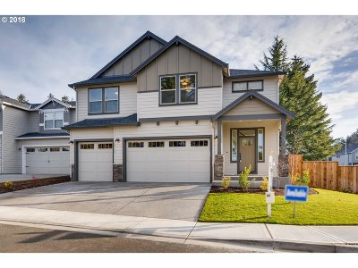 Tigard Single Family Home For Sale: 15174 SW Chandler Ln #Lot 7