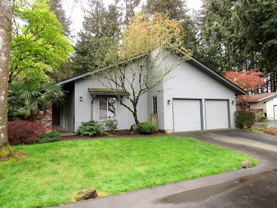Beaverton Single Family Home For Sale: 13540 SW Hyland Park Ct