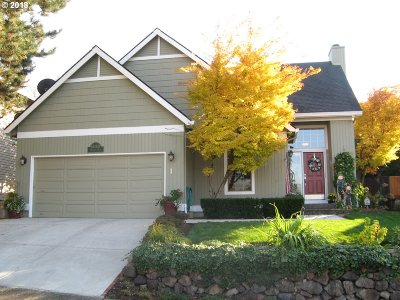 Beaverton OR Single Family Home Sold: $418,000