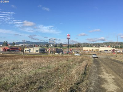 Sutherlin Residential Lots & Land For Sale: 1688 W Central Ave