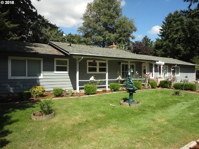 Lake Oswego Single Family Home For Sale: 5153 Jean Rd