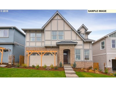 Beaverton Single Family Home For Sale: 16859 SW Snowdale St