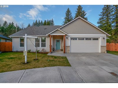 Washougal Single Family Home For Sale: 2598 N P Cir