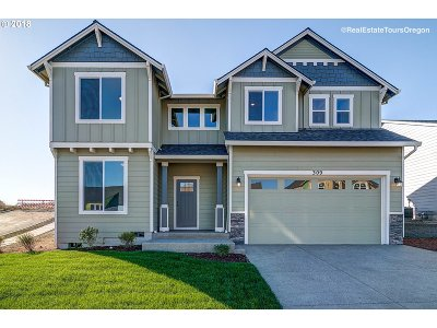 McMinnville Single Family Home For Sale: 309 NW Valleys Edge St