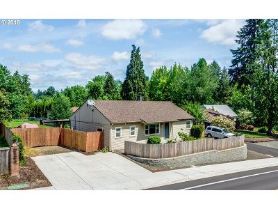 Tigard Single Family Home For Sale: 11345 SW Walnut St