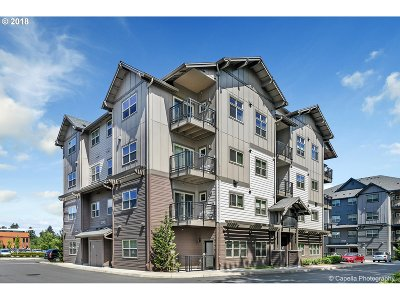 Beaverton Condo/Townhouse For Sale: 13915 SW Meridian St #406