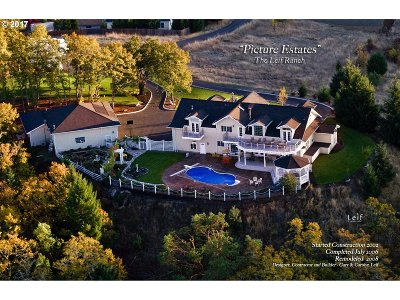 Roseburg Single Family Home For Sale: 2370 SE Eagles Rest Ave