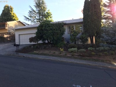 Happy Valley Single Family Home For Sale: 11792 SE 117th Ave